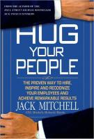 Hug Your People book summary