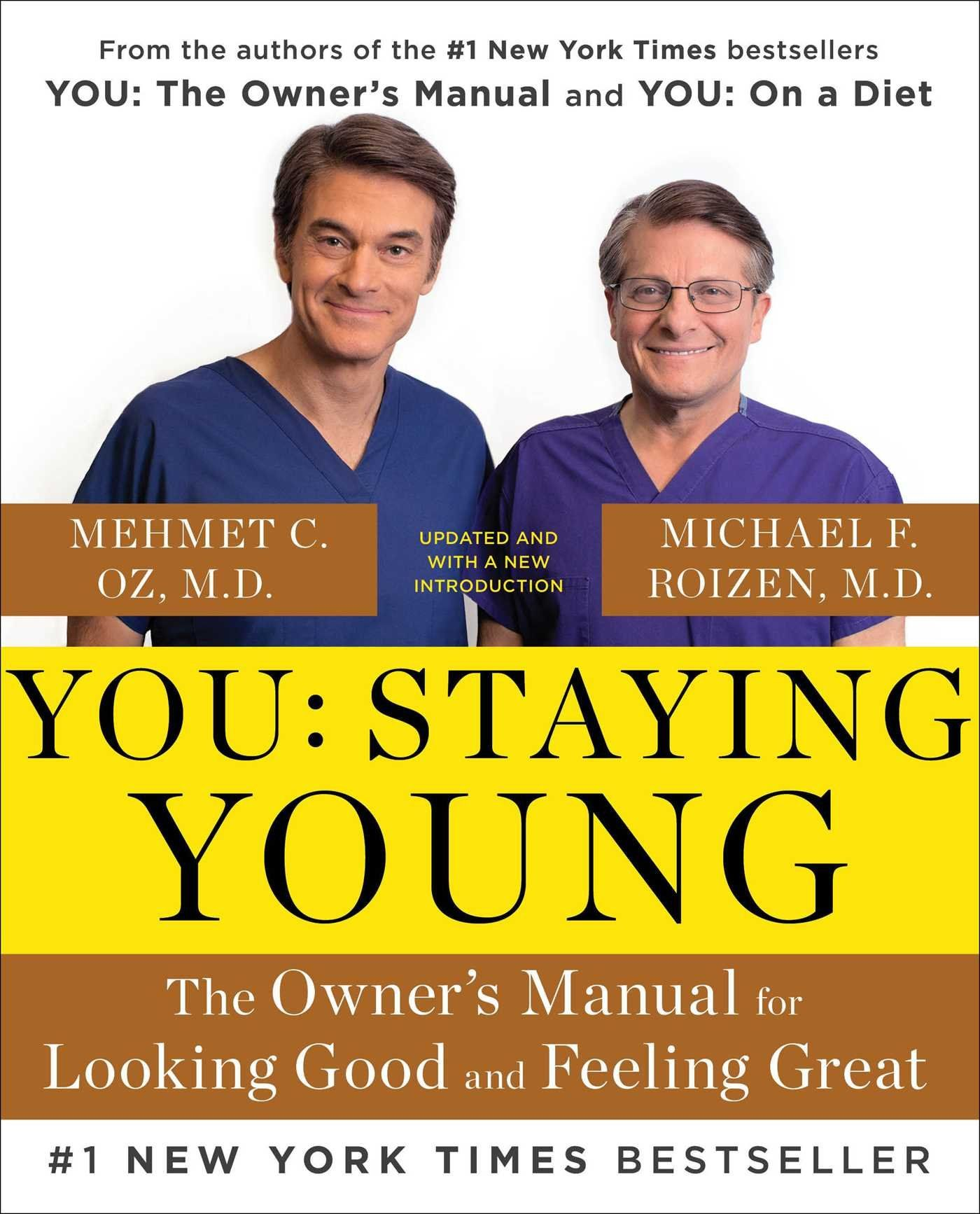 Image of: You: Staying Young