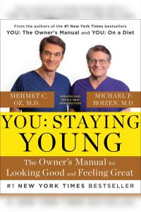 You: Staying Young book summary