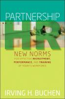 Partnership HR book summary