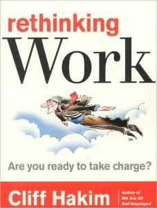 Rethinking Work book summary