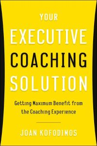 Your Executive Coaching Solution book summary