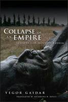 Collapse of an Empire book summary