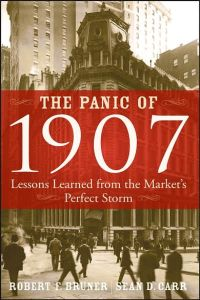 The Panic of 1907 book summary