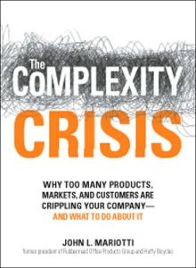The Complexity Crisis book summary