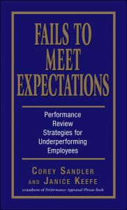 Fails to Meet Expectations book summary