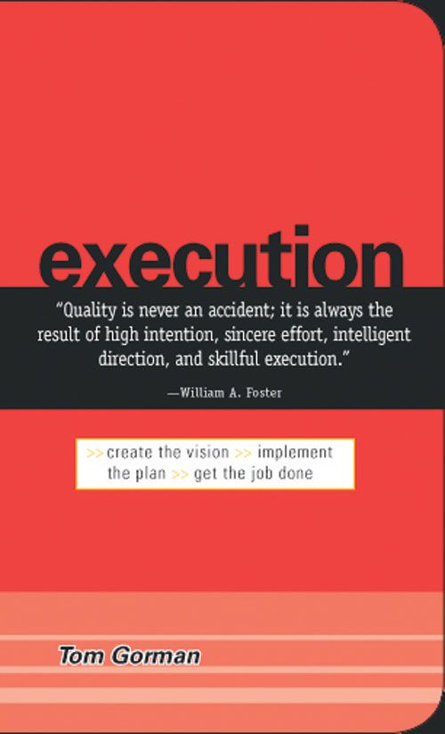 Image of: Execution