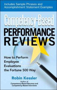 Competency-Based Performance Reviews book summary