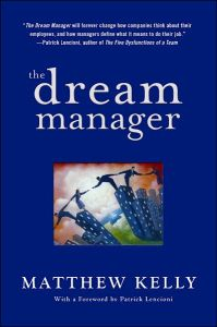 The Dream Manager book summary