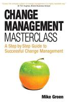 Change Management Masterclass