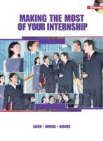 Making the Most of Your Internship book summary