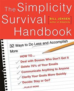 The Simplicity Survival Handbook book summary