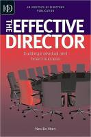 The Effective Director book summary