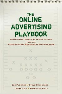 The Online Advertising Playbook book summary
