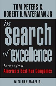 In Search of Excellence book summary