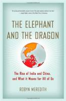 The Elephant and the Dragon book summary