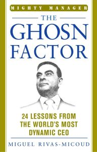 The Ghosn Factor book summary