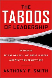 The Taboos of Leadership book summary