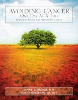Avoiding Cancer One Day at a Time book summary