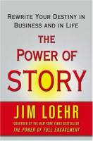 The Power of Story book summary