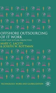 Offshore Outsourcing of IT Work book summary