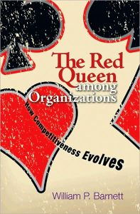 The Red Queen among Organizations book summary