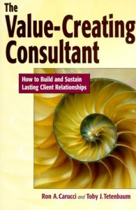 The Value Creating Consultant book summary