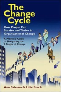 The Change Cycle book summary
