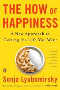 The How of Happiness book summary