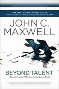 Beyond Talent book summary