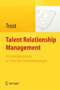Talent Relationship Management Buchzusammenfassung