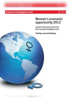 Women's Economic Opportunity 2012