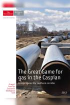 The Great Game for Gas in the Caspian