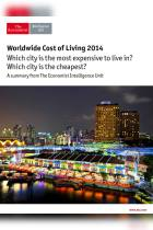 Worldwide Cost of Living 2014