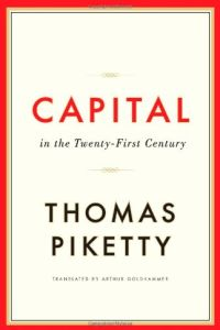 Capital in the Twenty-First Century book summary