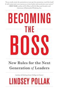 Becoming the Boss book summary