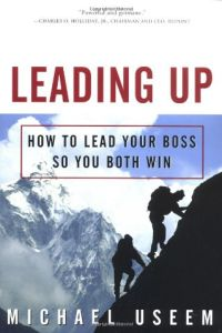 Leading Up book summary