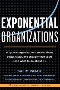 Exponential Organizations book summary