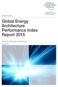 Global Energy Architecture Performance Index Report 2015 summary