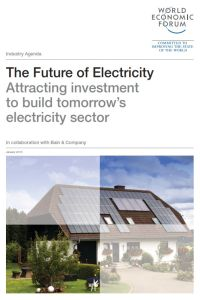 The Future of Electricity summary