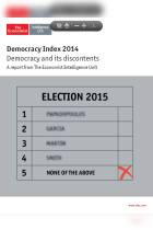 Democracy Index 2014