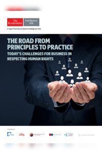 The Road from Principles to Practice summary