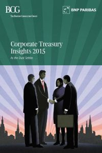 Corporate Treasury Insights 2015 summary