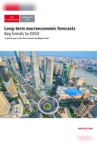 Long-Term Macroeconomic Forecasts summary