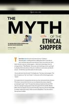 The Myth of the Ethical Shopper