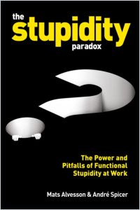 The Stupidity Paradox book summary