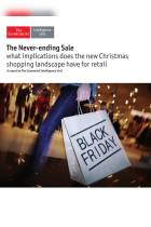 The Never-ending Sale