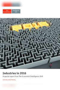 Industries in 2016 summary