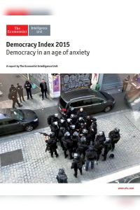 Democracy Index 2015 summary
