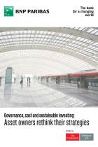 Governance, Cost and Sustainable Investing